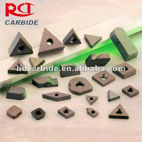 2017 New tungsten blank carbide pcd tip cutting tools