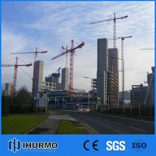 Economic tower light & crane cabin 8t crane tower8t qtp5020 heavy equipment & tower crane in alibaba uae for sale