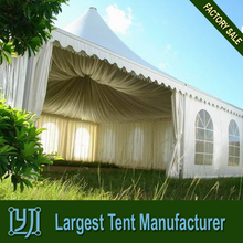 100% waterproof roof top tent 10x10m for sale with wedding decoration
