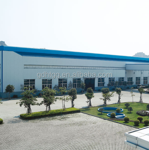 hot sale prefabricated metal frame warehouse light steel structure