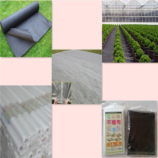 agricultural non woven mulch film for weed stop