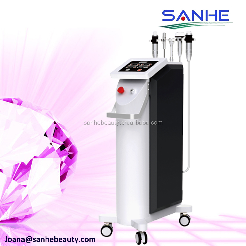 +insulative and safe micro needle fractional rf machine for wrinkle removal