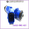 Popular Auto Part Stores From China Fuel Injector Nozzle 16450-RWC-A01