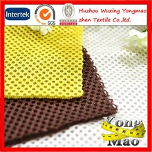 Wide Width air mesh polyester