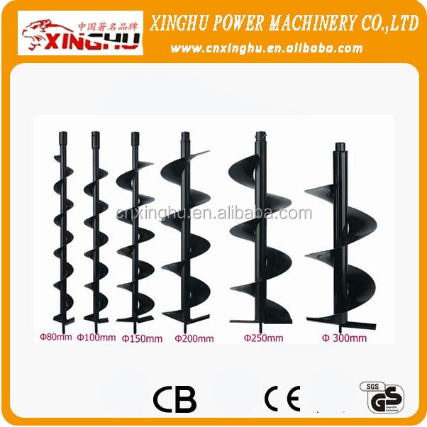 earth auger spare parts drill/auger/drill parts