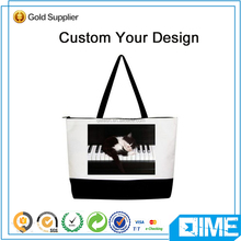 Newest Cool Modern Taiwan Tote Felt Shopping Bag For Women