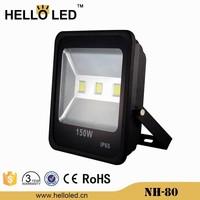 Buy die-cast aluminum 150w metal halide flood light fittings IP65 ...