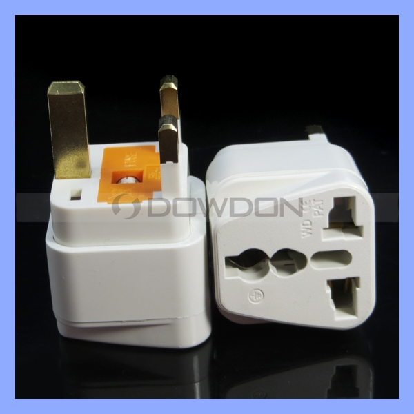 Factory Supply Standard 3 Pin UK Plug AC Power Adapter With Safety Shutter Travel Adapter 16A 240V UK Plug Adapter