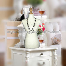 jewelry holder upper body mannequin