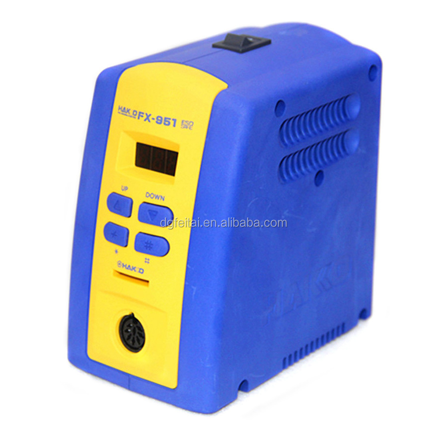 HAKKO fx-951 soldering station/FX-951 hot air soldering iron station