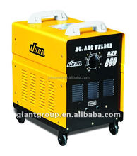 AC ARC WELDING MACHINE SPECIFICATIONS 300A SINGLE PHASE WELDER BX6-300