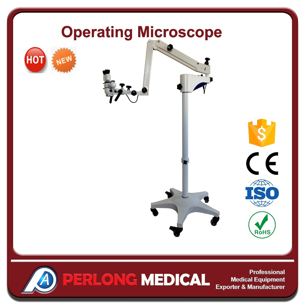 Hospital Used Optoelectronics Machine Operating Microscope POS-120L