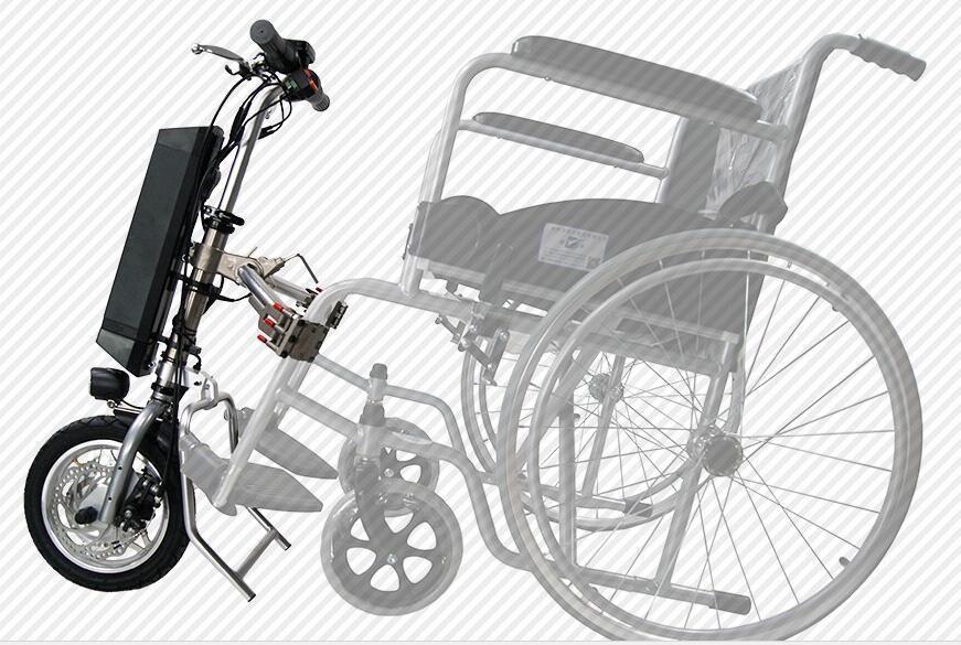 36v 250w in wheel hub motor electric wheelchair handcycle 36v li-ion battery supply