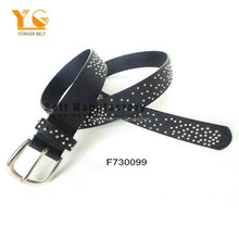 high quality ladies studs belts fashion style sweet strape belt elegant coat female new dress fashion belt