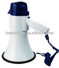 Portable Hand Held Loud Megaphone with Siren