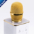 Q7 USB Portable Handheld Mini Wireless Karaoke Microphone for Android and ISO system