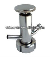 sanitay stainless steel union valve ss304/316L high quality