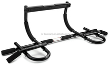 Indoor exercise equipment door gym pull up bar