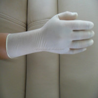 all sizes medical dental supply disposable hospital doctor use powdered sterile latex surgical gloves free samples