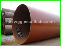 S235JR Large Diameter Spiral Steel Pipe on sale