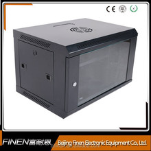 6U Customized wall mounted metal elctrical network cabinet/Box/ enclosure