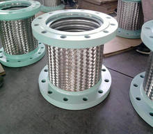 Flange SUS 304 Stainless Steel Flexible Hose Manufacturer