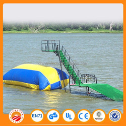 hot selling water blob of water games for adult and banana boat