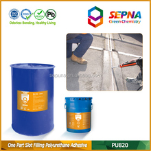 sealing and filling settlement joint sealants