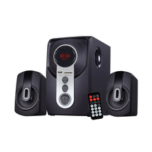 Heavy Bass Woofer Multimedia System Bluetooth PC 2.1 Speaker With USB SD FM Bluetooth