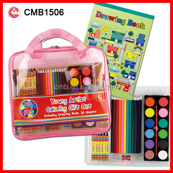 Stationery Kids Paint DIY Wholesale Gift Items for Children