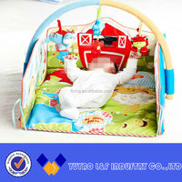 lovely and folding baby playmat with large size