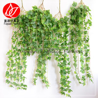 342-400-810-630 factory direct china decorating plant artificial wholesale sweet potato leaves