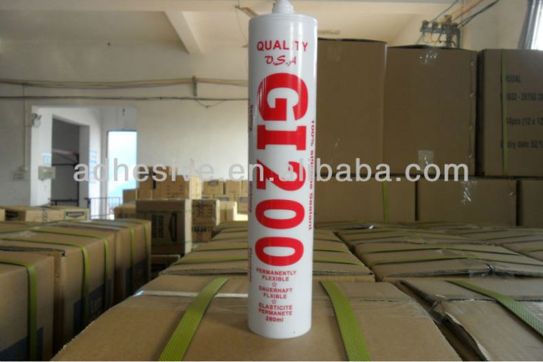 Hot Sell Tvs Glass Glazing Silicone Sealant
