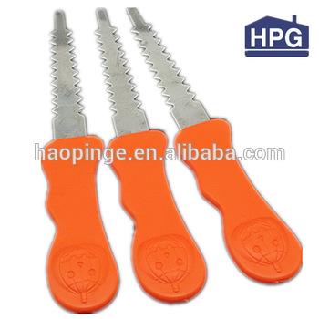 Plastic carving pumpkins wholesale fruit carving knives carving knives