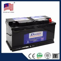 60038 DIN series Automobiles weight of a car battery