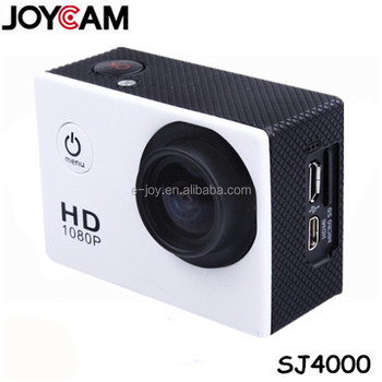 2017 Promotion real Full HD 1080p 2.0 inch degree waterproof action camera sj4000