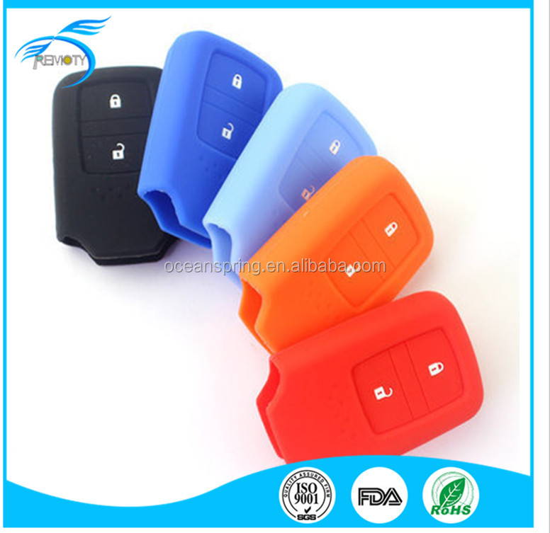 The Hot-Selling Remote Silicone Car Key Cover For Honda