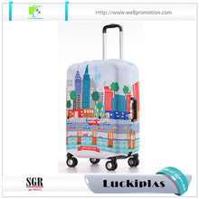 Trendy Design Elastic Stretch Spandex Custom Luggage Suitcase Protective Cover,Trolley Bag Covers