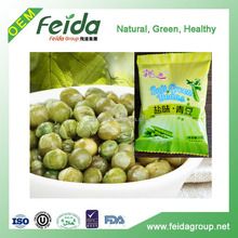 fried salty green peas brands