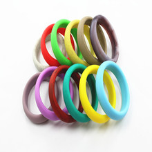 beautiful marble color silicone bangle jewelry