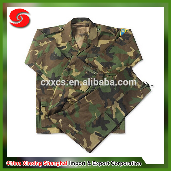OEM breathable anti-uv durable Men Combat Hunting army suit