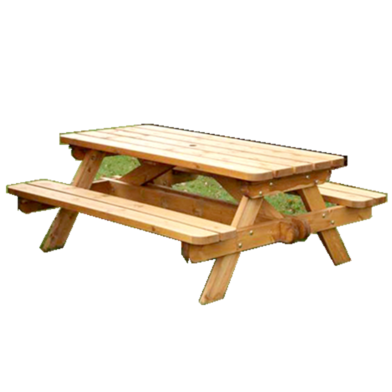 outdoor wooden picnic <strong>table</strong> for sale