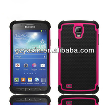 Case for samsung i9295 galaxy s4 active,3in1 Hybrid Combo Case for Samsung Galaxy S4 Active