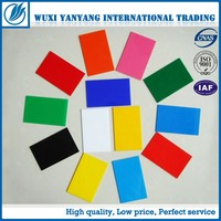 Cheap Hard Plastic Sheet, Transparent Colored Plastic/abs/pvc/acrylic Sheets