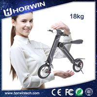New type 350W Electric Folding E-Mini sports Bike from Horwin