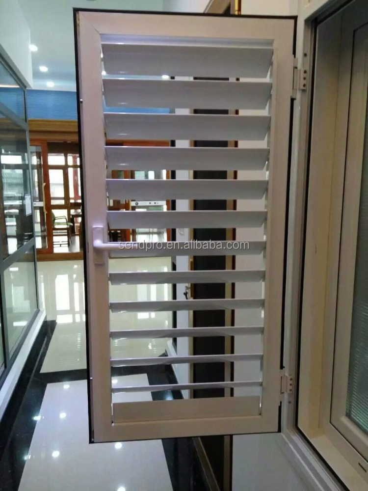 price of moveable aluminum shutter