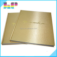 high quality CMYK full color hardcover book printing