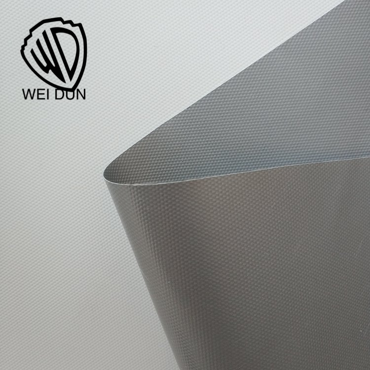 0.5mm Twill customized fireproof silicone impregnated fiberglass cloth