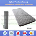 viscose elastic memory foam mattress topper