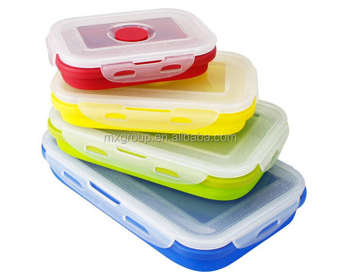Food grade collapsible silicone food storage uk,eco-friendly silicone food storage uk,Microwave safe silicone food storage UK